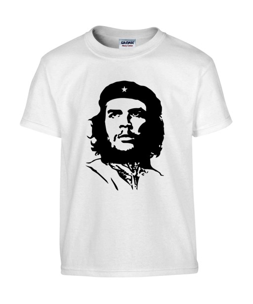T-shirt Homme Che Guevara [Star, Célébrité, Révolutionnaire, Cuba] T-shirt Manches Courtes, Col Rond
