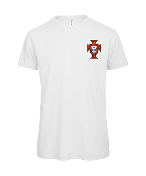 T-shirt Homme Foot Portugal [Foot, sport, Equipe de foot, Portugal, Selecao] T-shirt manches courtes, Col Rond