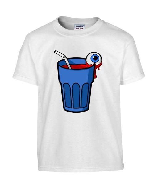 T-shirt Homme Trash Cocktail [Humour Noir, Boisson, Swag, Fun, Drôle] T-shirt Manches Courtes, Col Rond
