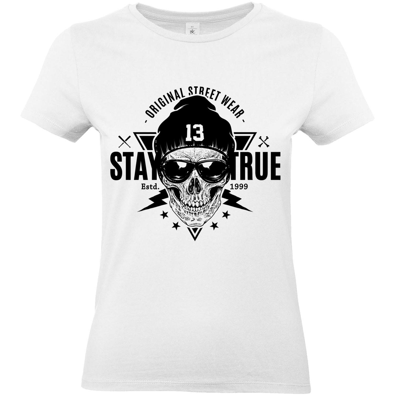 t-shirt femme streetwear